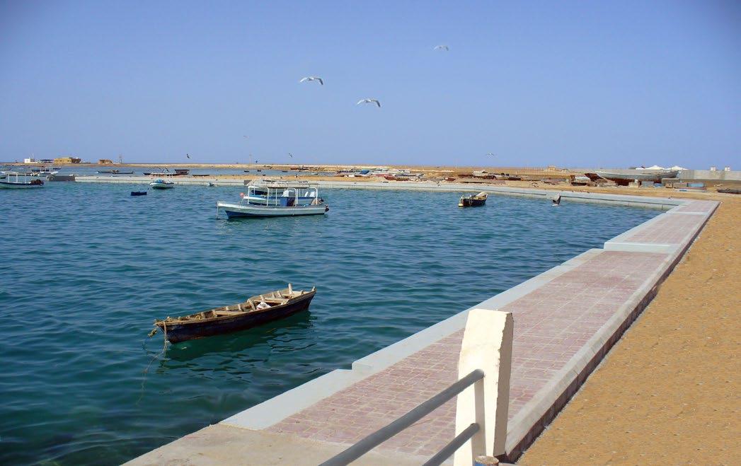 Fisher Berth Azisiyah – Yanbu Commercial Port