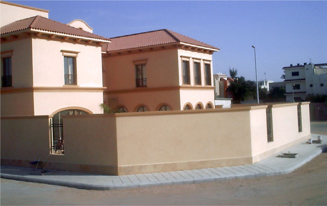 Sheikh Hashem Banuna – Private Villa