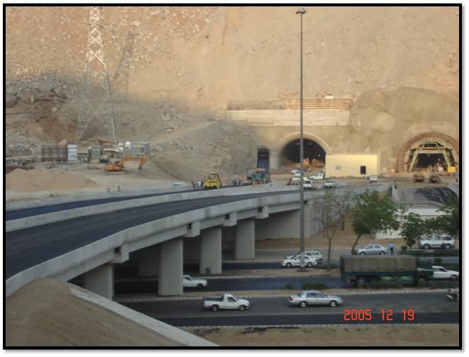 Bridge (Al Noor Hospital) – Makkah