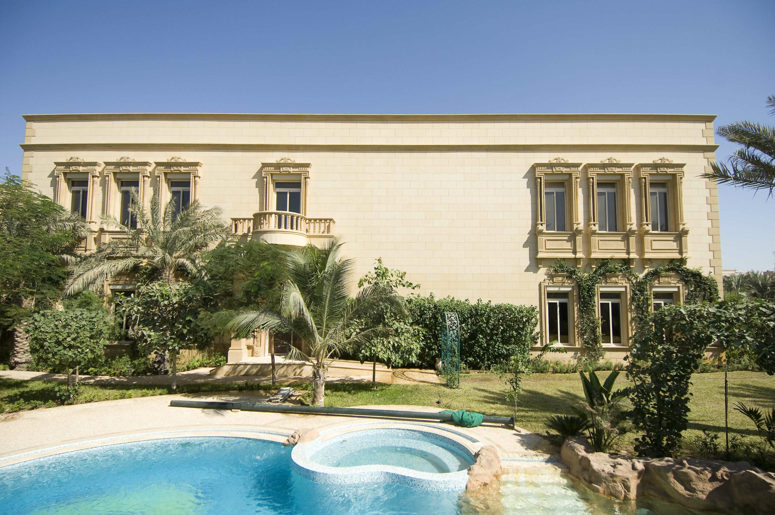 Dr. Talal Ghazzawi Residence – Jeddah