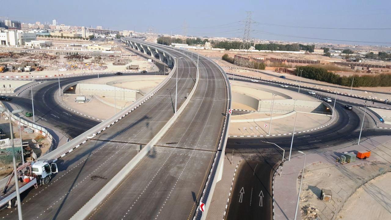 Bridge and Underpass of Pr. Muteib St with Pr. Naif St with Al Khalifa Othman Bin Afan St – Dammam