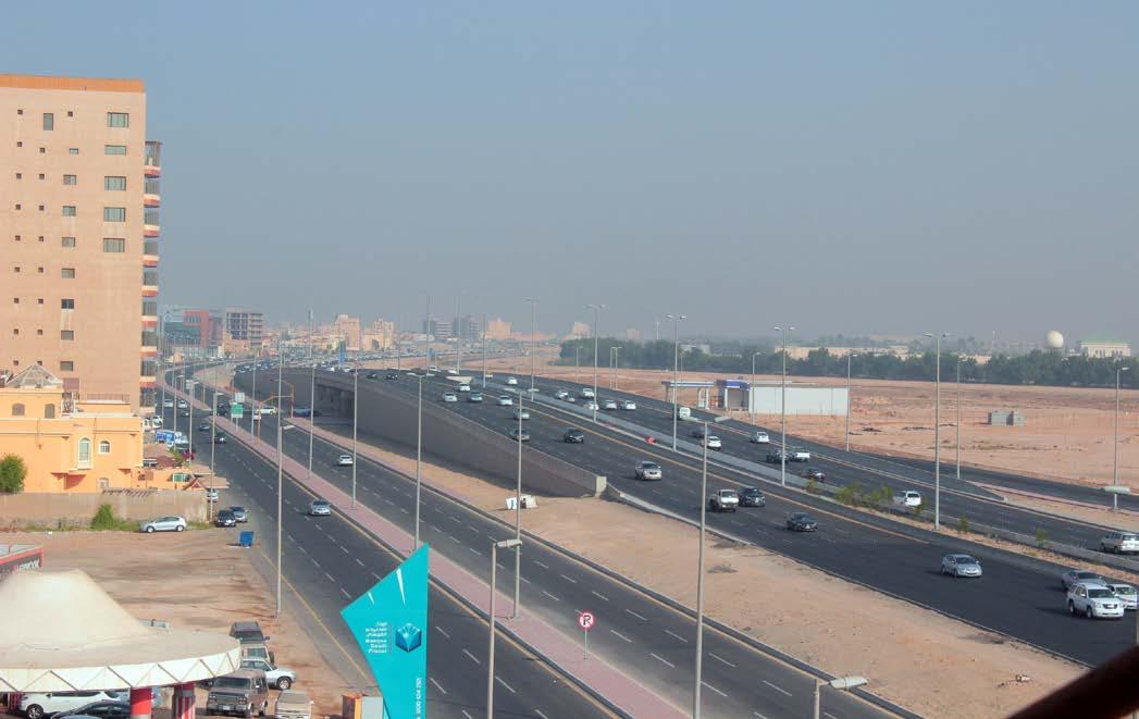 Bridge of Haleema Sadia With Madinah Rd – Jeddah