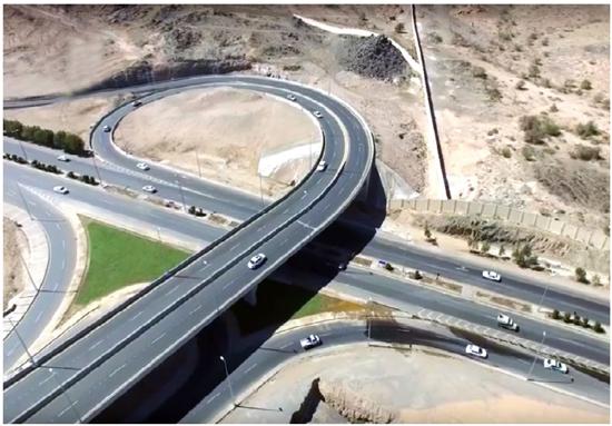 BRIDGE AT MOUTM-MARAT STREET – TAIF