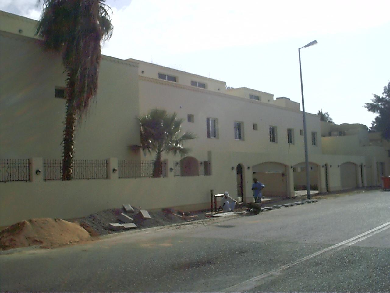Raida Bin Laden Compound -Jeddah