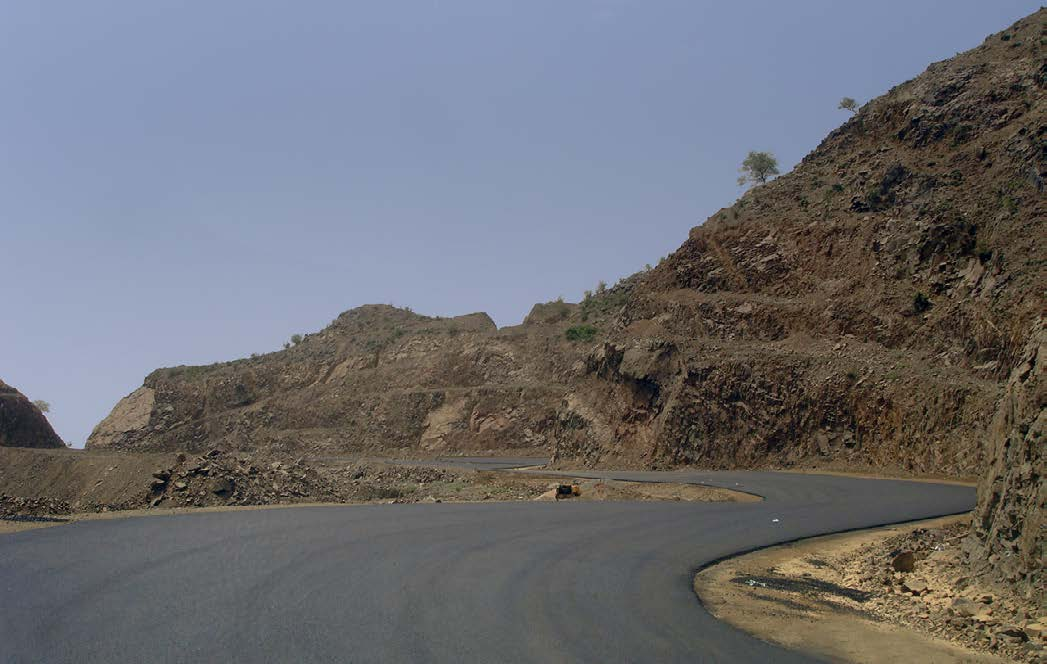 Black Mountain – Haroub Assier Region