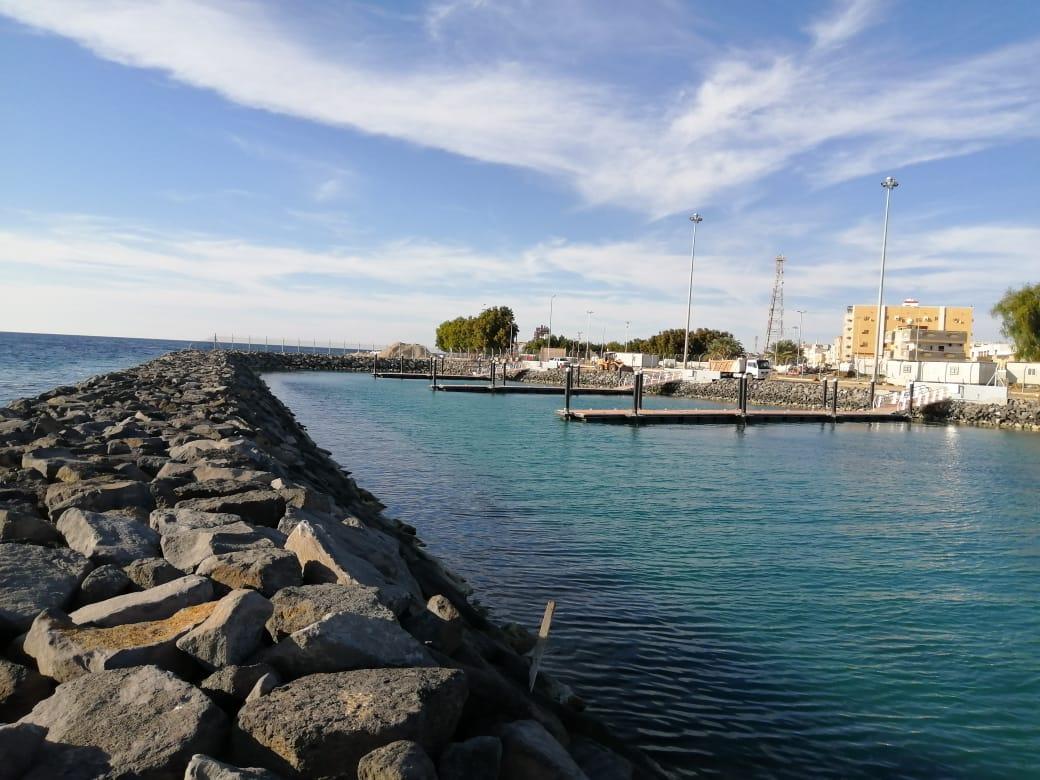 Construction of Fishing Harbor at Al-Qad & Al-Mukehref,  Tabuk Province