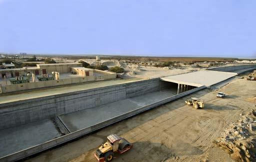 تنفيذ مشروع إنشاء نفق عند تقاطع طريق الملك عبدالعزيز مع طريق الملك فيصل